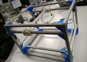 Chassis grande i3D
