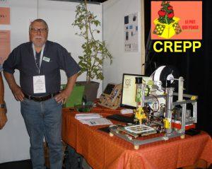 stand du CREPP au forum des Associations de Ploemeur